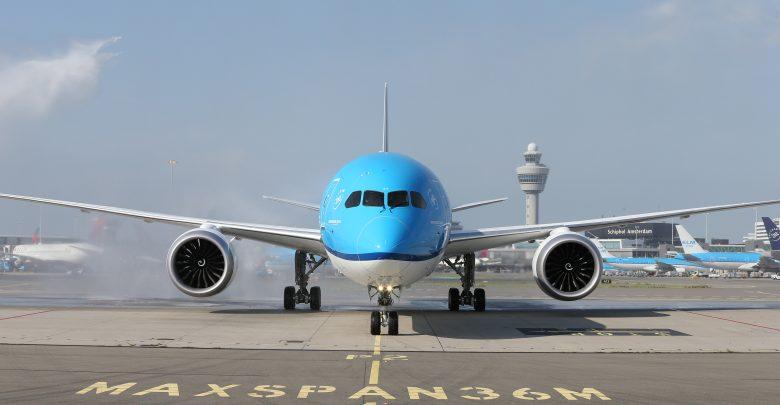 Boeing 787-10 KLM