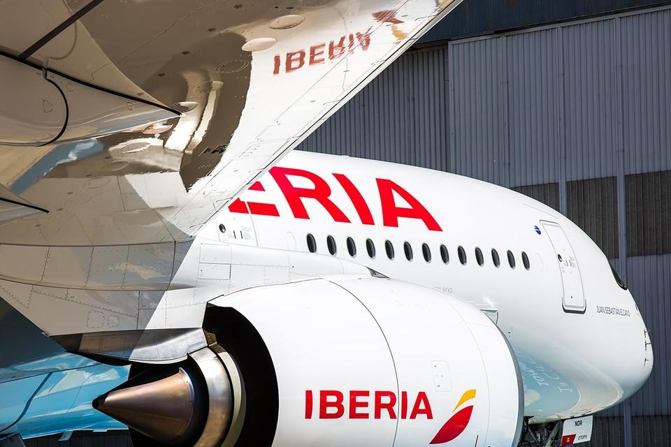 Iberia Vliegtuig Volgen