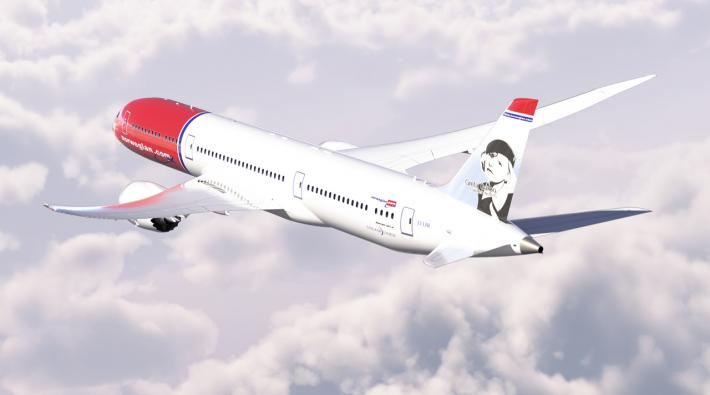 Norwegian 787-9