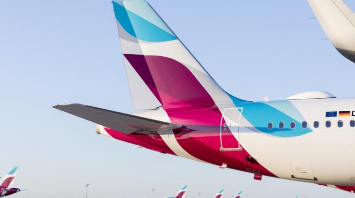 Eurowings Tail